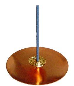 画像1: KS-2香立(大)純銅0.6mm厚